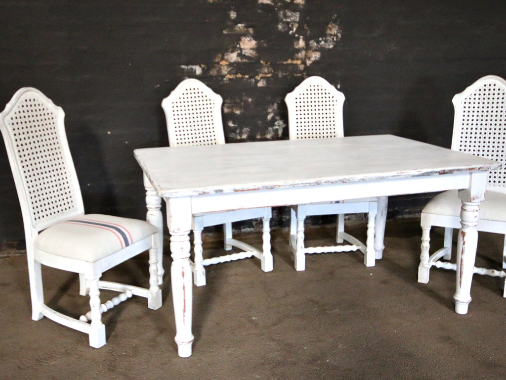 Vintage Drexel Chairs And Table Kings Amp Queens Antiques