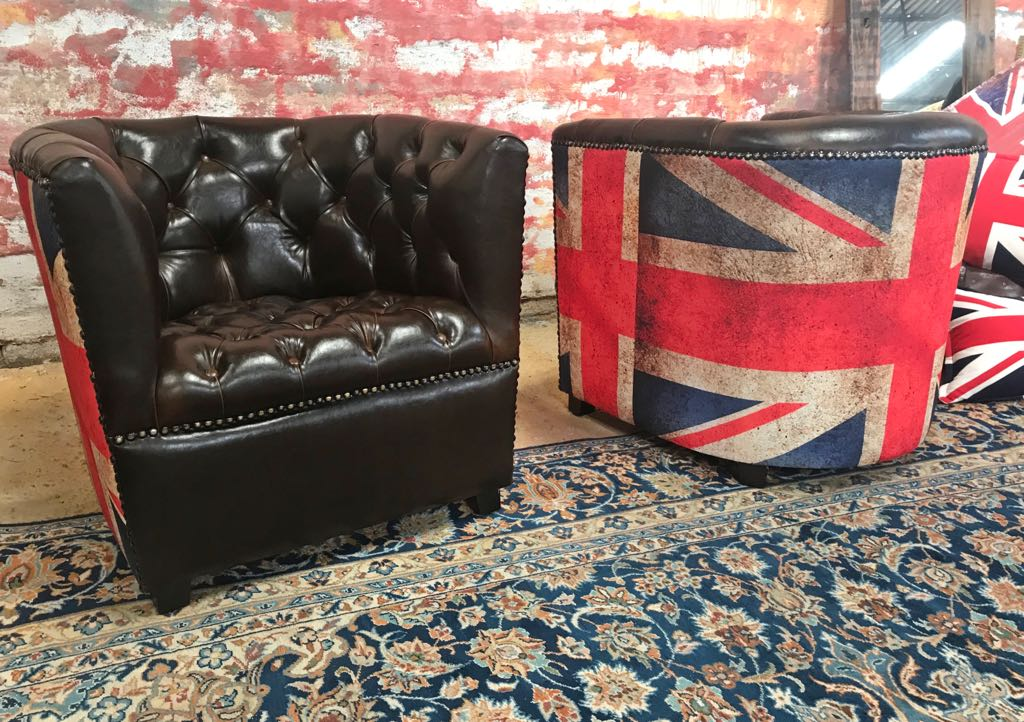 deep buttoned tub chairs kings queens antiques buy antiques in