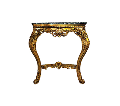 Gilded Side Table_1