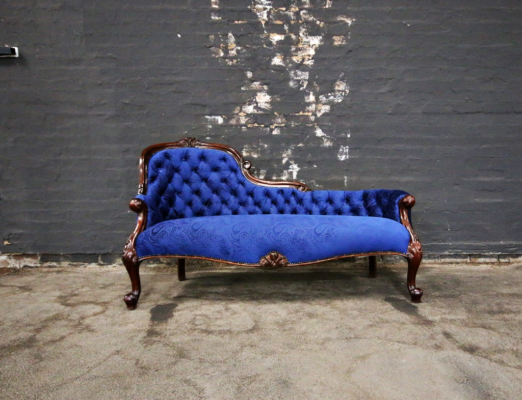 Antique Victorian Chaise Lounge Kings Amp Queens Antiques